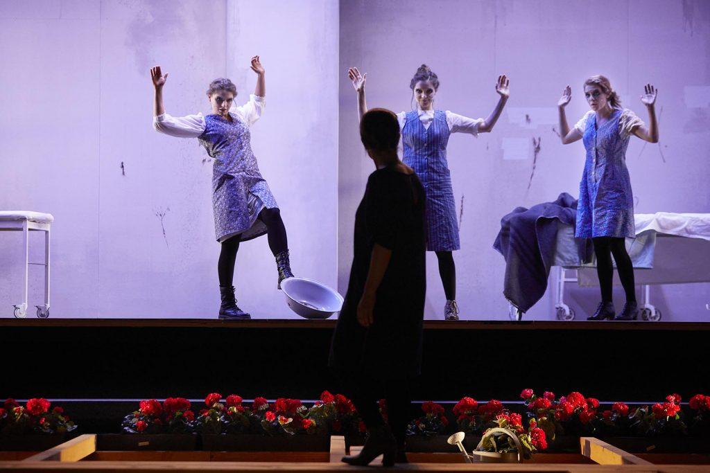 Die Unverheirate, Vorarlberger Landestheater